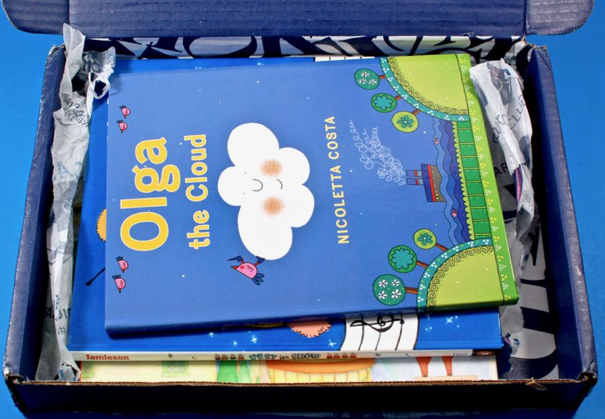 Bookcase Club read to me review