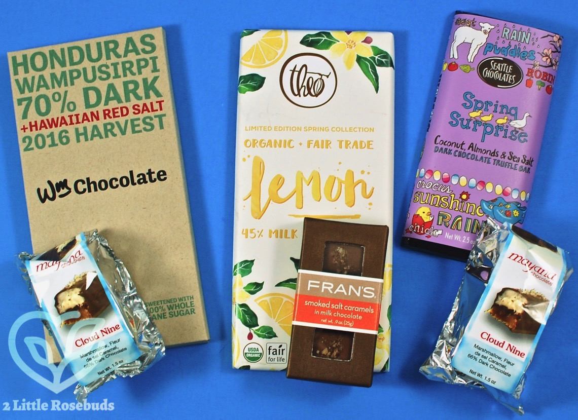 May 2017 Chococurb review