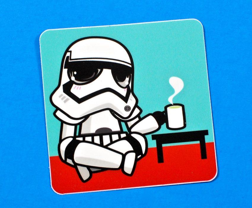 Stormtrooper sticker