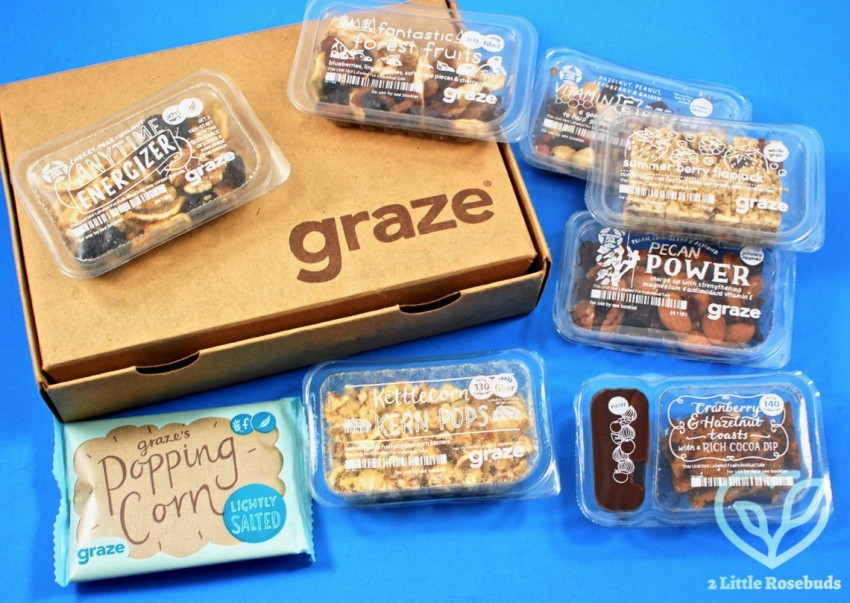 May 2017 Graze review