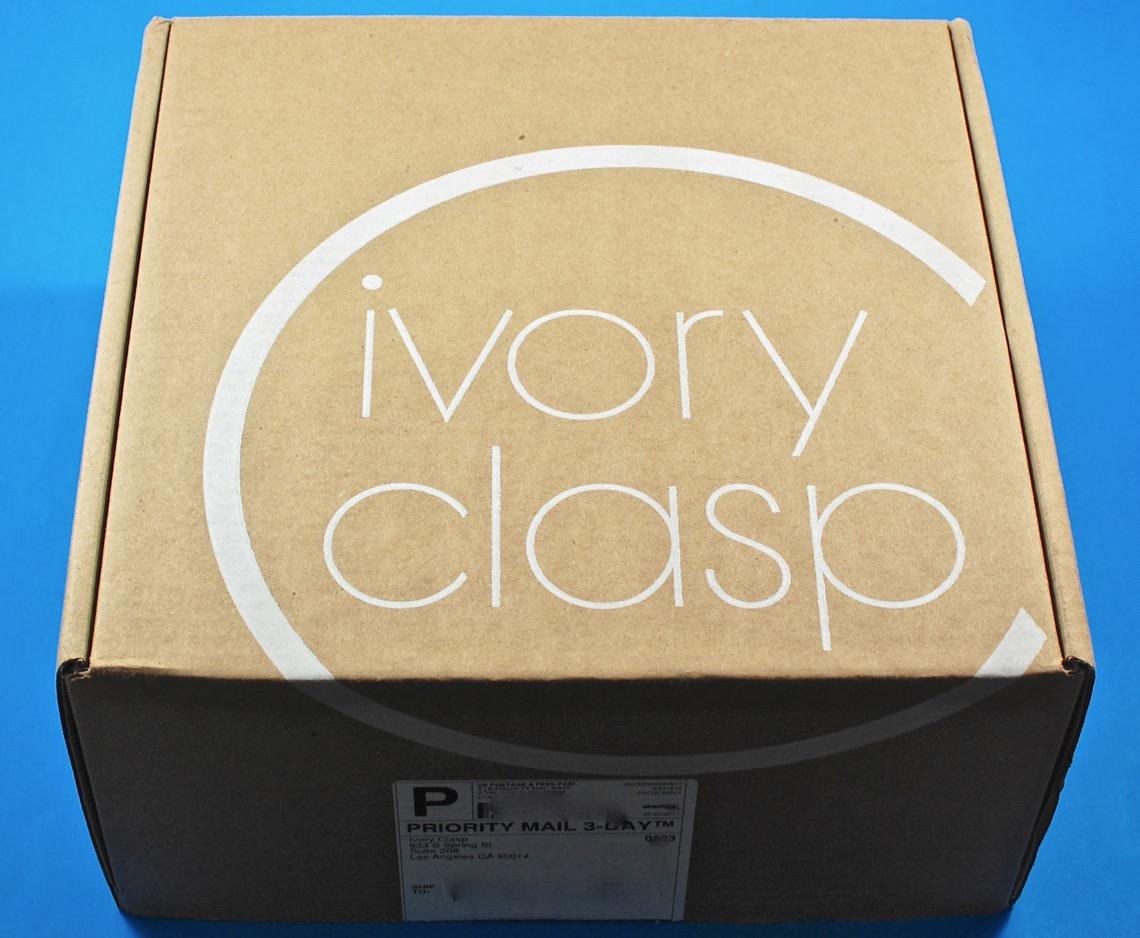 Ivory Clasp review