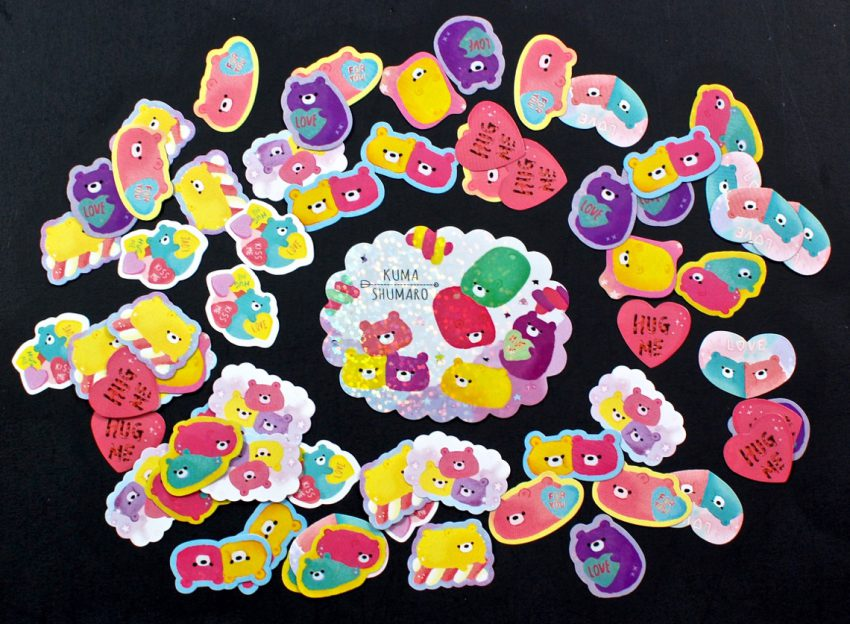 bear stickers