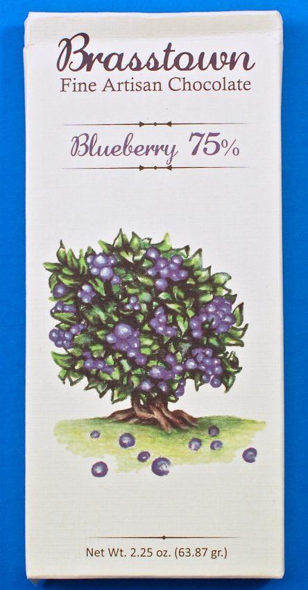 Brasstown blueberry