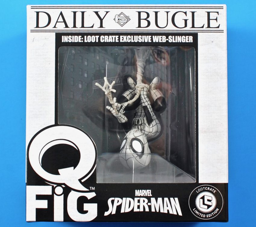 Spider Man Q-Fig Loot Crate