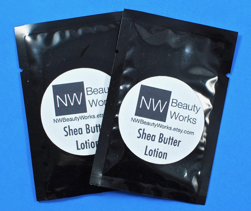 NW Beauty Works lotion