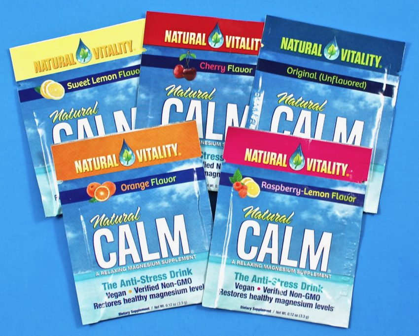 Calm natural vitality