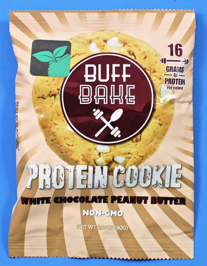 Buff Bake cookie