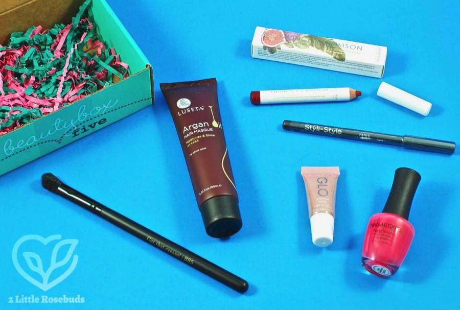 July 2017 Beauty Box 5 review