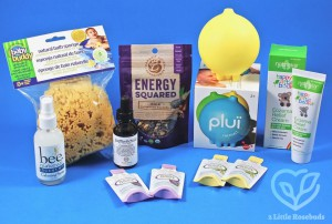 August 2017 Ecocentric Mom review