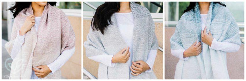 FabFitFun wrap scarf Fall 2017