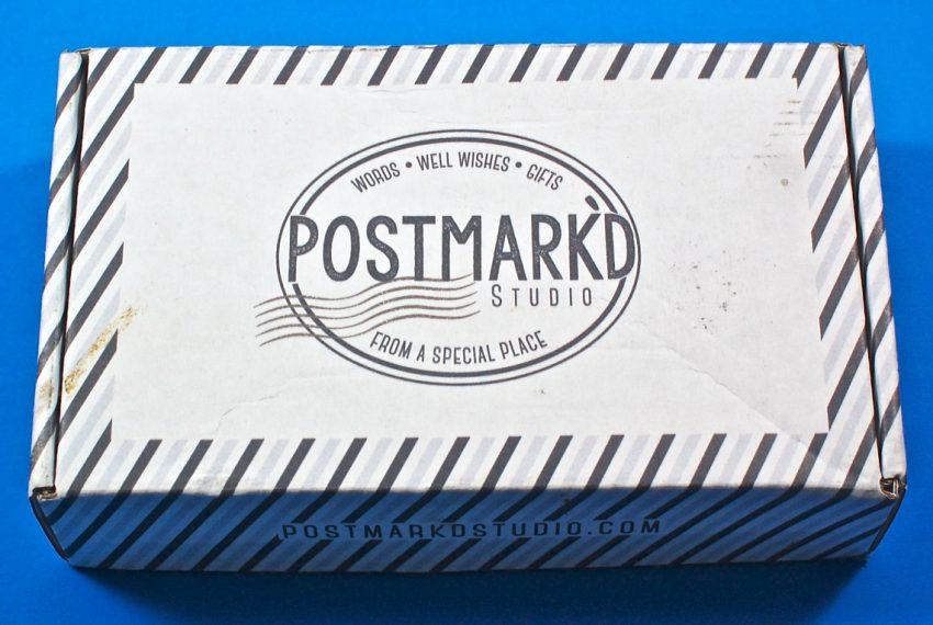 Postmark'd box