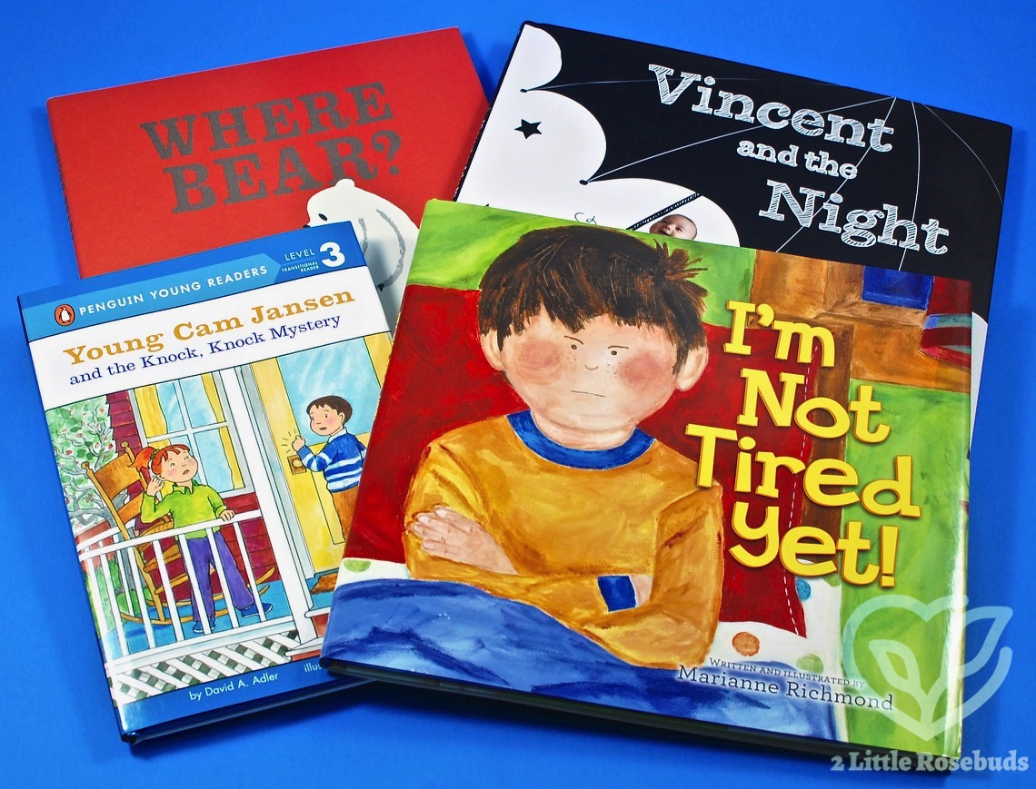 September 2017 BookCase Club review