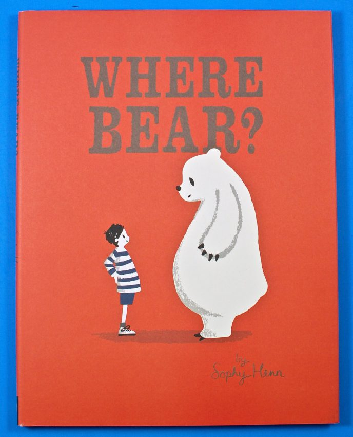 Where Bear book