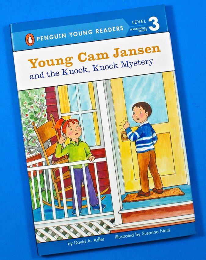 Young Cam Jansen book