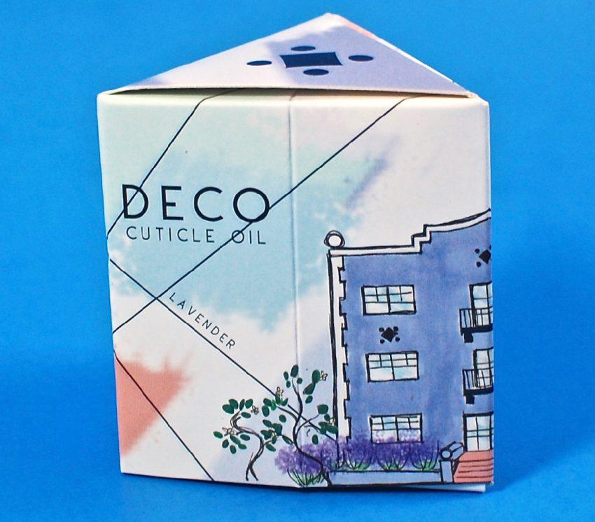 Deco cuticle oil