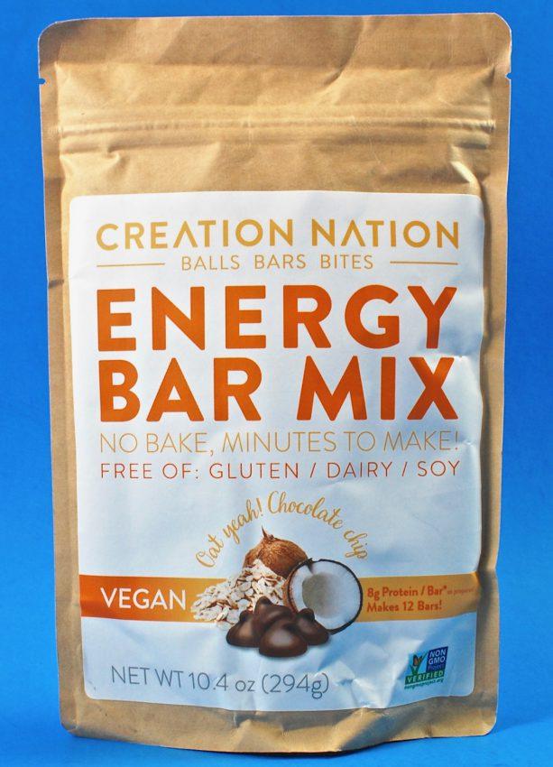 Creation Nation energy bar mix