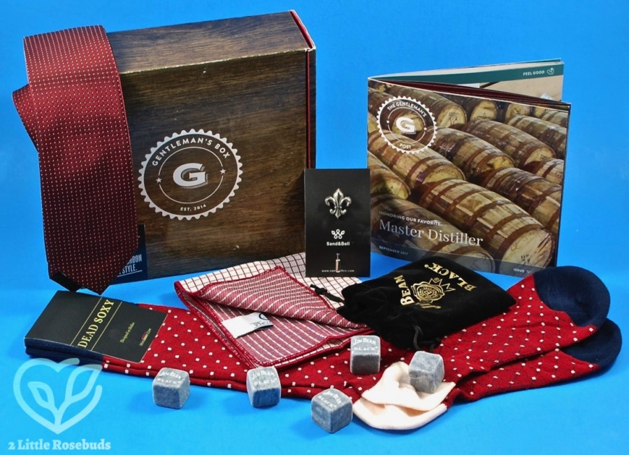September 2017 Gentleman's box review