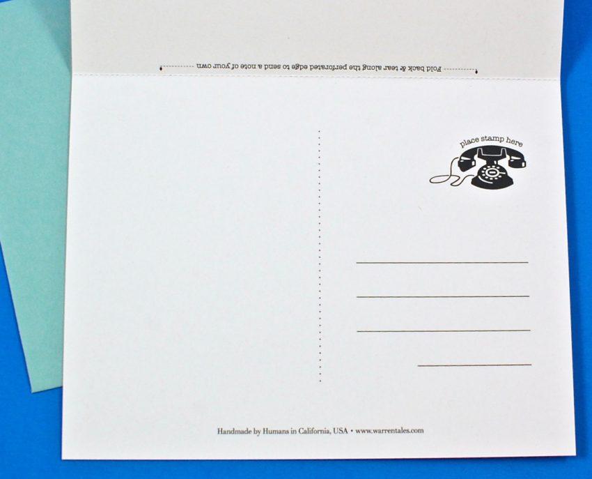 interactive greeting card
