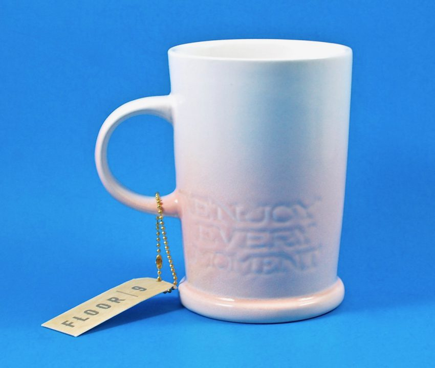 Enjoy Every Moment Large Mug