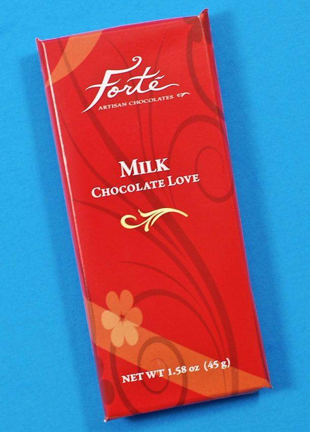 Forte milk chocolate