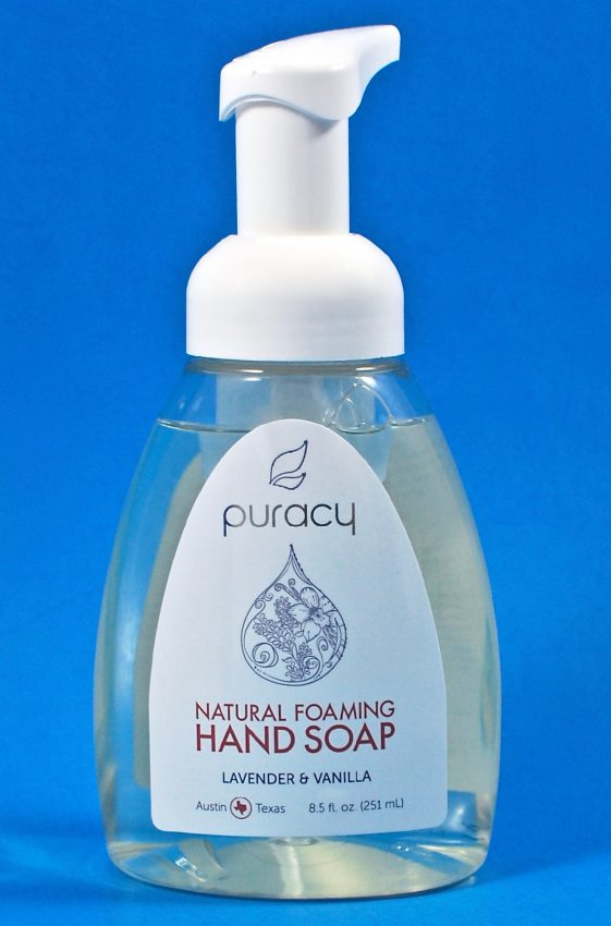Puracy hand soap