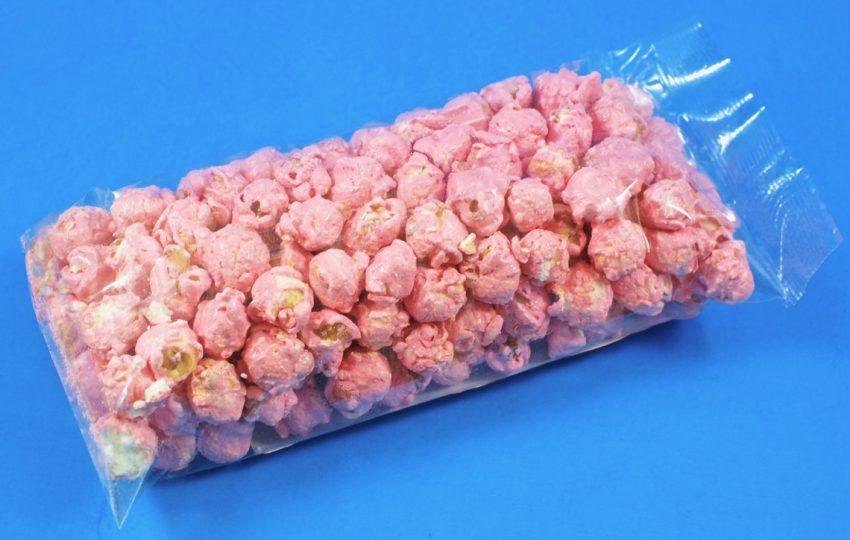 pink marshmallow popcorn