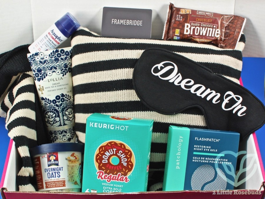 October 2017 POPSUGAR Must Have box review