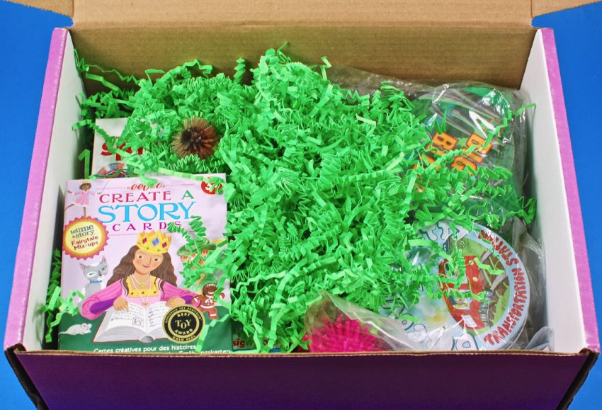 sensory subscription box review