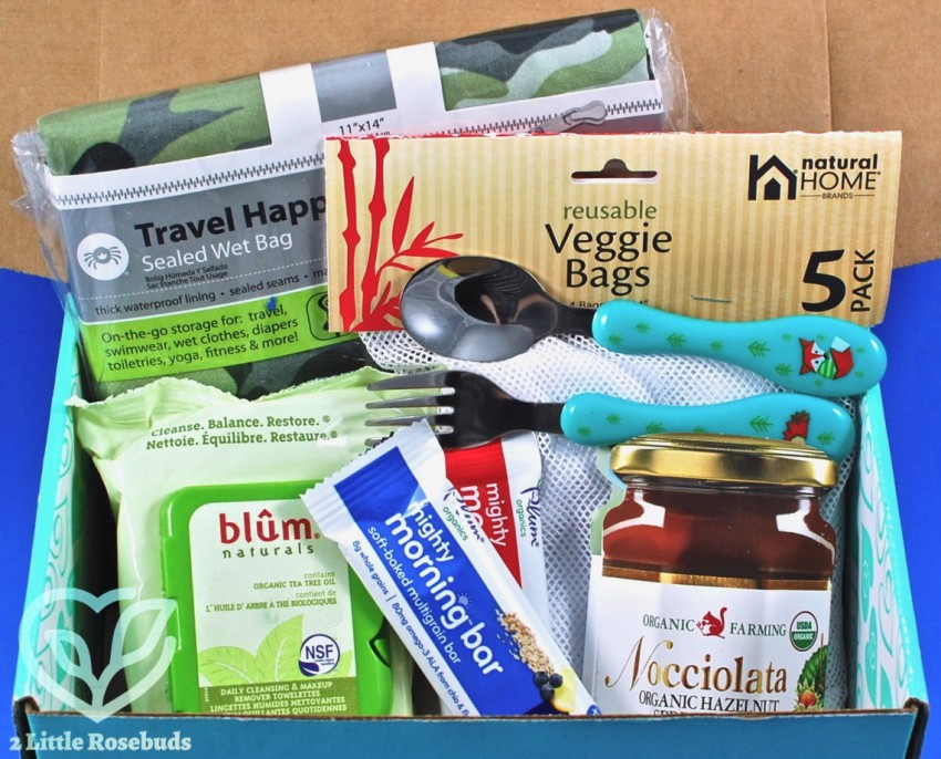 "Ecocentric Mom November 2017 ""Mom & Baby"" Box Review & Coupon Code"