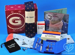 November 2017 Gentleman's Box review