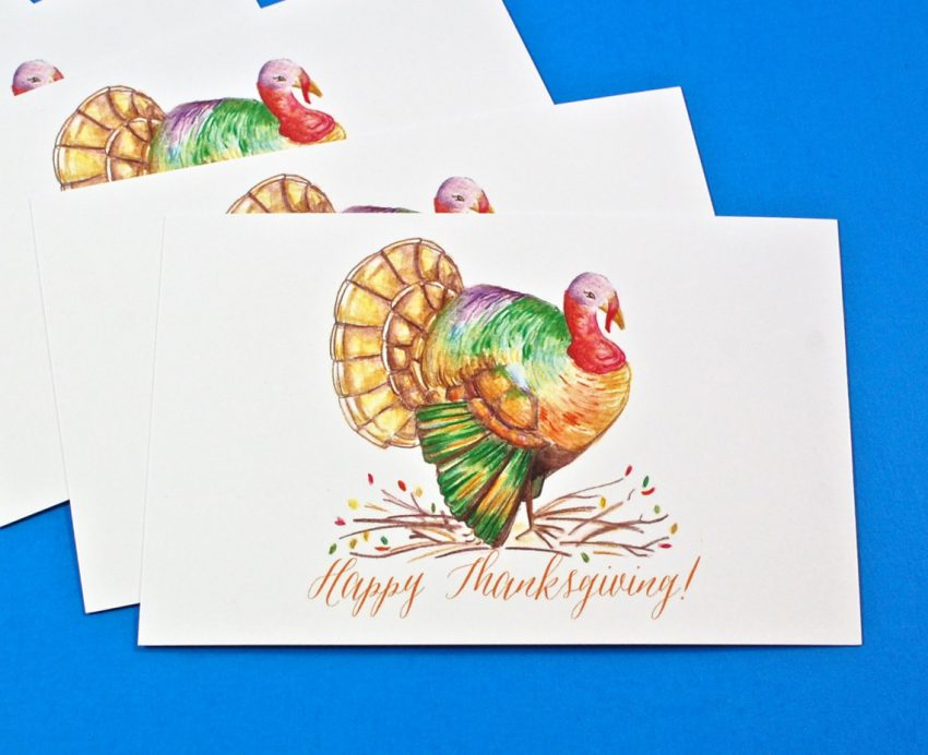 turkey postcards