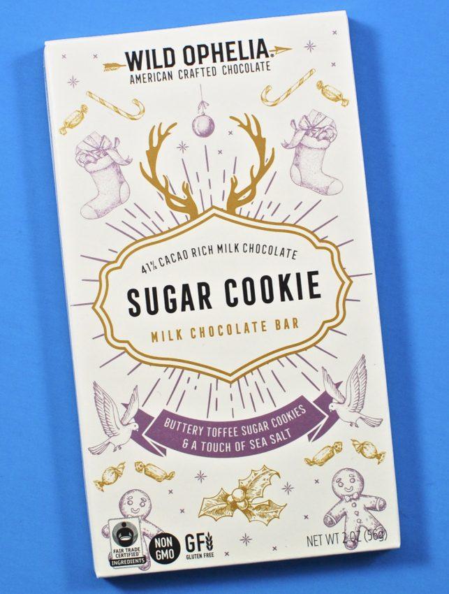 Wild Ophelia sugar cookie bar