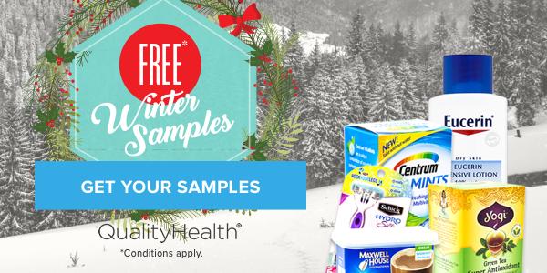 QualityHealth free samples