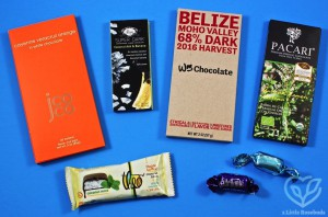 January 2018 Chococurb review