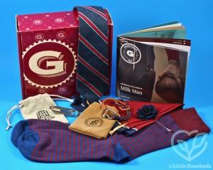 January 2018 Gentleman's Box review