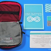 January 2018 Loved + Blessed review