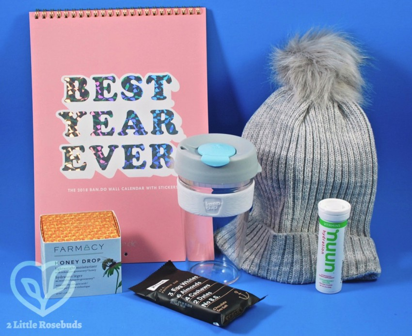 January 2018 POPSUGAR Must Have box review