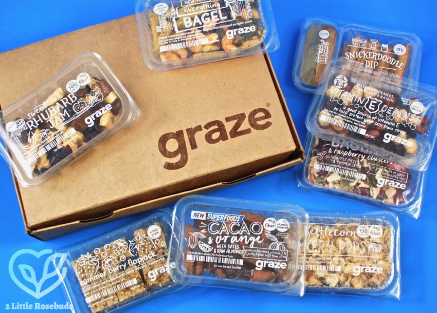Graze box review 2018
