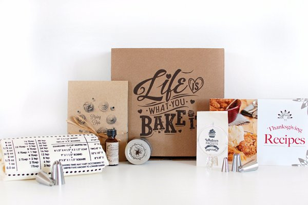 Happy Bakers Club subscription box
