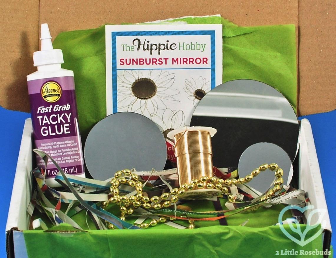February 2018 Hippie Hobby box review