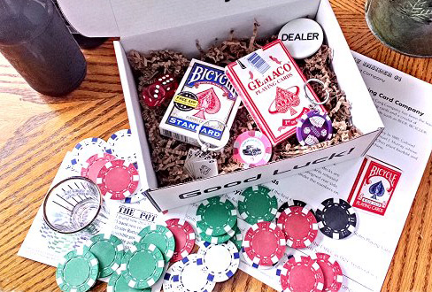 Poker Night Monthly