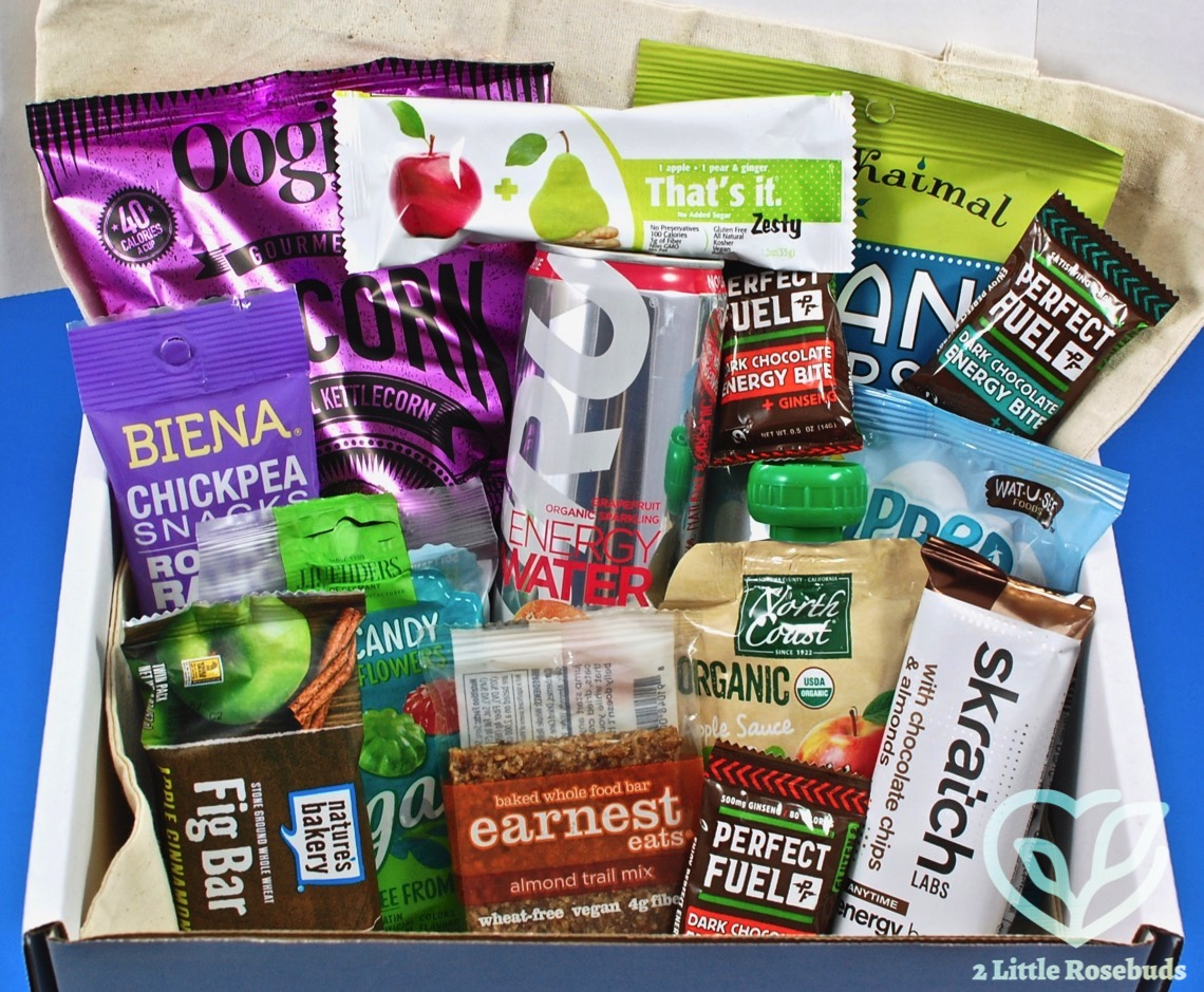 January 2018 SnackSack review
