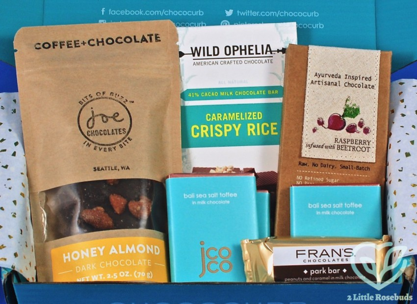 February 2018 Chococurb review