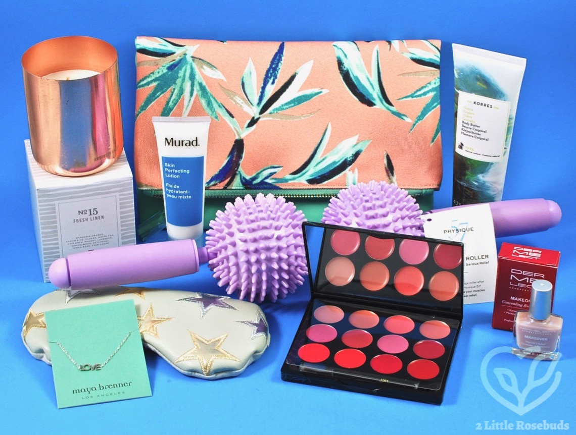 FabFitFun is a beauty subscription box that sends its members full-size products instead of those tiny samples
