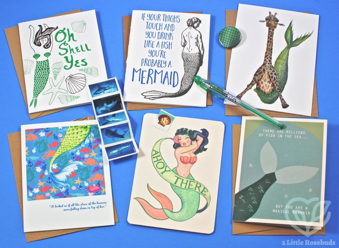 March 2018 Postmark'd PostBox review