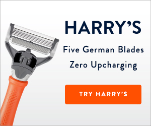 Harry's trial box for $8 shipped