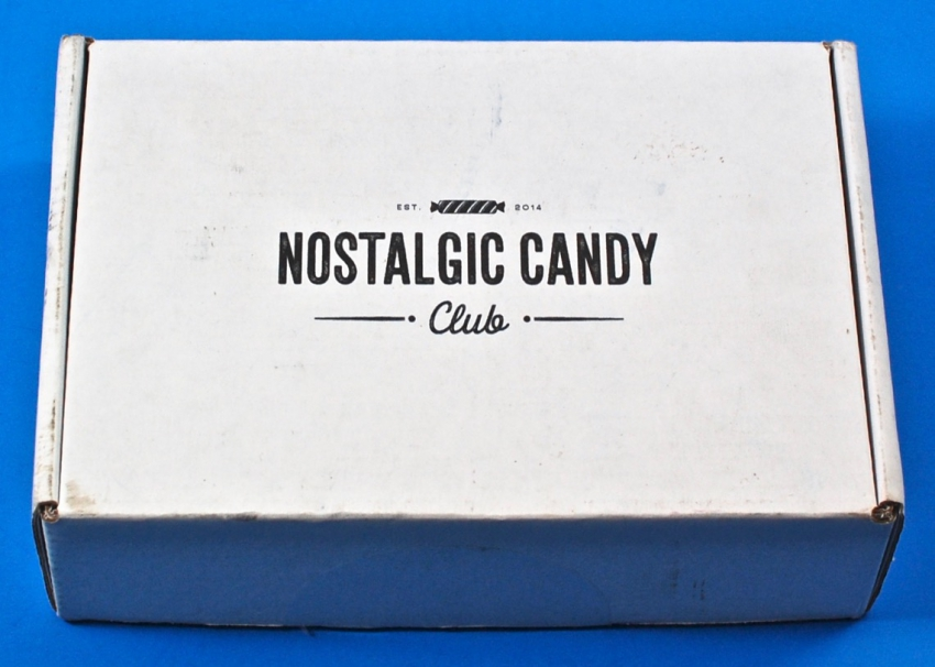Nostalgic Candy Club box