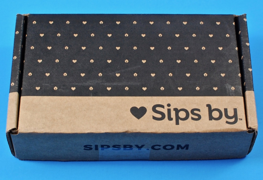 Sips By tea box