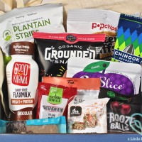 March 2018 SnackSack review