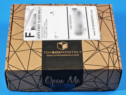 Toy Box Monthly box